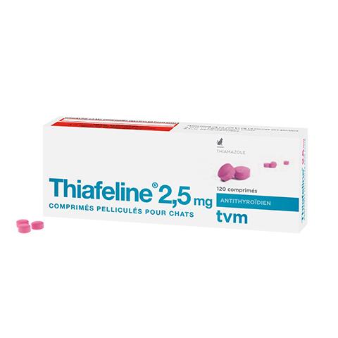 Thiaféline 2,5mg 1