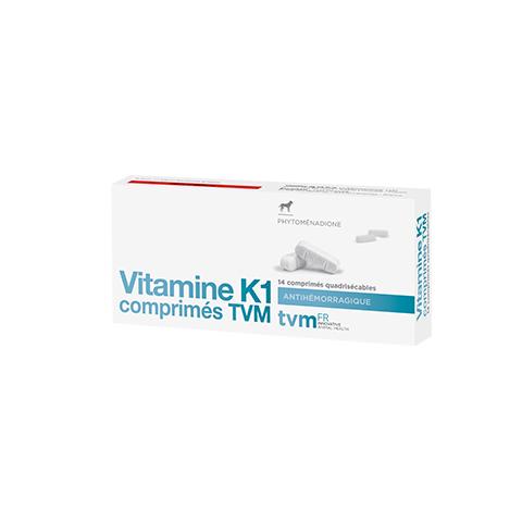 Vitamine K1 Comprimés TVM 1