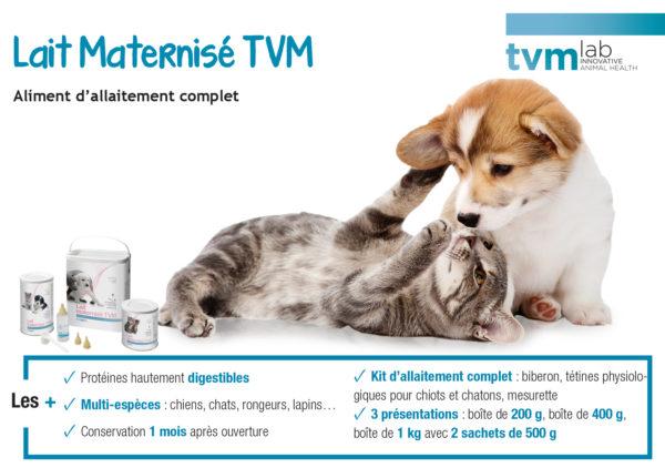 Bloc Lait maternisé TVM (unité : paquet de 50 feuillets) 1