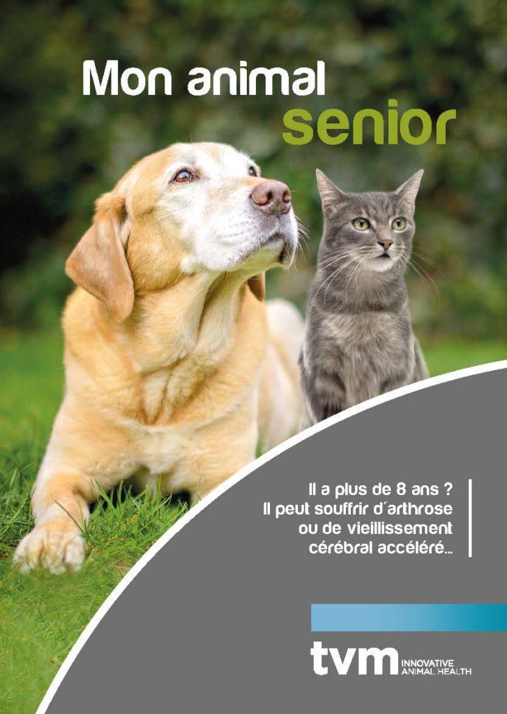 Livret Mon Animal Senior