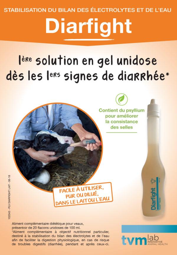 PLV Diarfight Veau laitier (à l'unité) 1