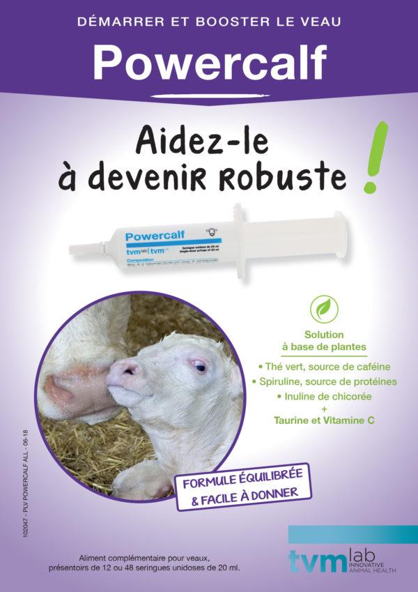 PLV Powercalf Veau allaitant (à l'unité) 1