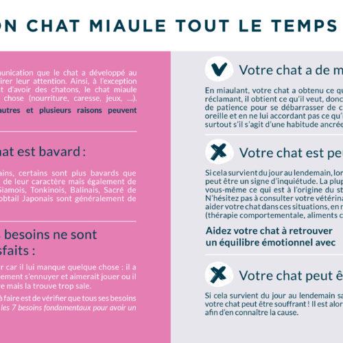 Plaquette alphazium chat TVM-5