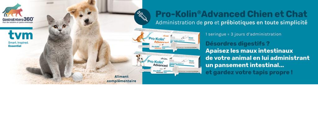 Pro-Kolin Advanced chien et chat