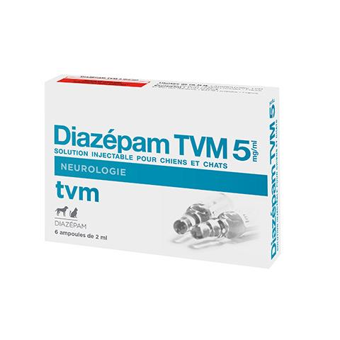 Diazépam TVM 1