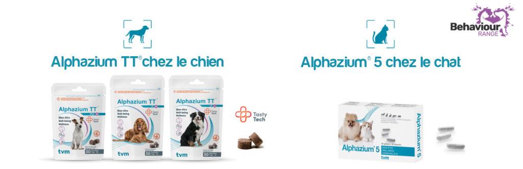 Alphazium TT® pour apaiser le quotidien des chiens peureux ou agités 2